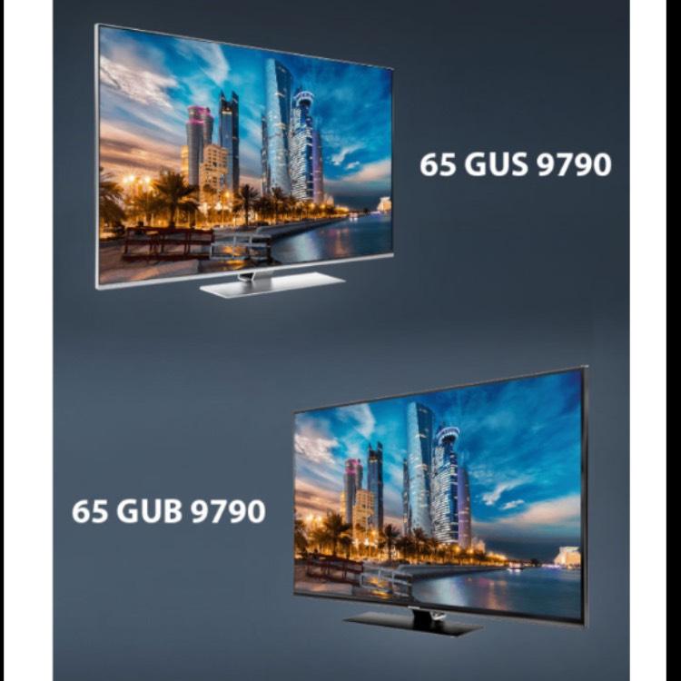 Grundig 65 GUX 9790 4k UHD Smart TV  65 Zoll