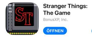 GRATIS - Stranger Things: The Game (IOS / Android)