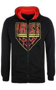 KISS Jacke Damen Sweatjacke 12,99€ KISS Herren Sweatjacke (Gr M&L) 14,99€