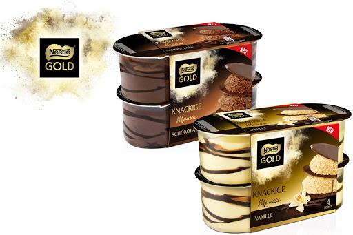 [Scondoo] Nestlé Gold - Knackige Mousse gratis testen