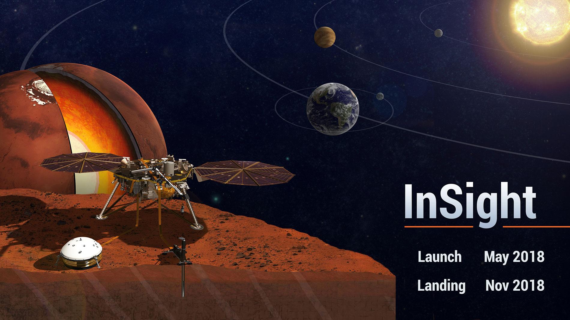Dein Name auf dem Mars!