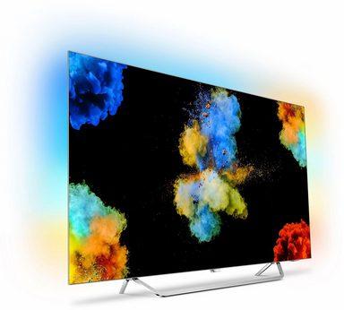 Philips 55POS9002 OLED Ambilight TV (55'' UHD OLED HDR Perfect, 3800Hz [100Hz nativ], 10Bits, 3seitiges Ambilight, Triple Tuner, 4x HDMI, Smart TV) mit 3 Jahren Garantie für 1839,94€ + 15fache Paybackpunkte = ~1700€ Endpreis [Otto Bestandskunden]