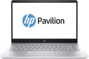 "HP Pavilion 14-bf001ng:  14"" FHD IPS, Intel® Core™ i7-7500U, 8GB RAM, 256GB SSD + 1TB HDD, GeForce 940MX, USB-C, Wlan ac + Gb LAN, bel. Tastatur, Win 10 für 779€ (HP Student Store)"