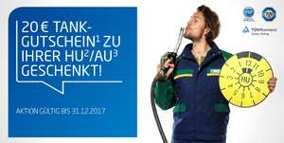 Euromaster TÜV/HU+AU für effektiv ~79€ dank 20€ Shell Tank-Gutschein