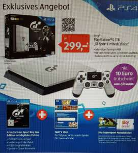 [ALDI Süd] PlayStation 4 Slim in 1TB in GT Sport Limited Edition