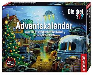 [Amazon Prime] KOSMOS 630966 - Die drei ??? Adventskalender 2017
