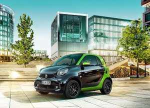 Smart ForTwo/ForFour ED (Electric Drive) Leasing