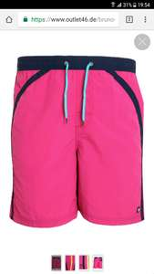 Outlet46 Bruno Banani Schwimmhose Shorts