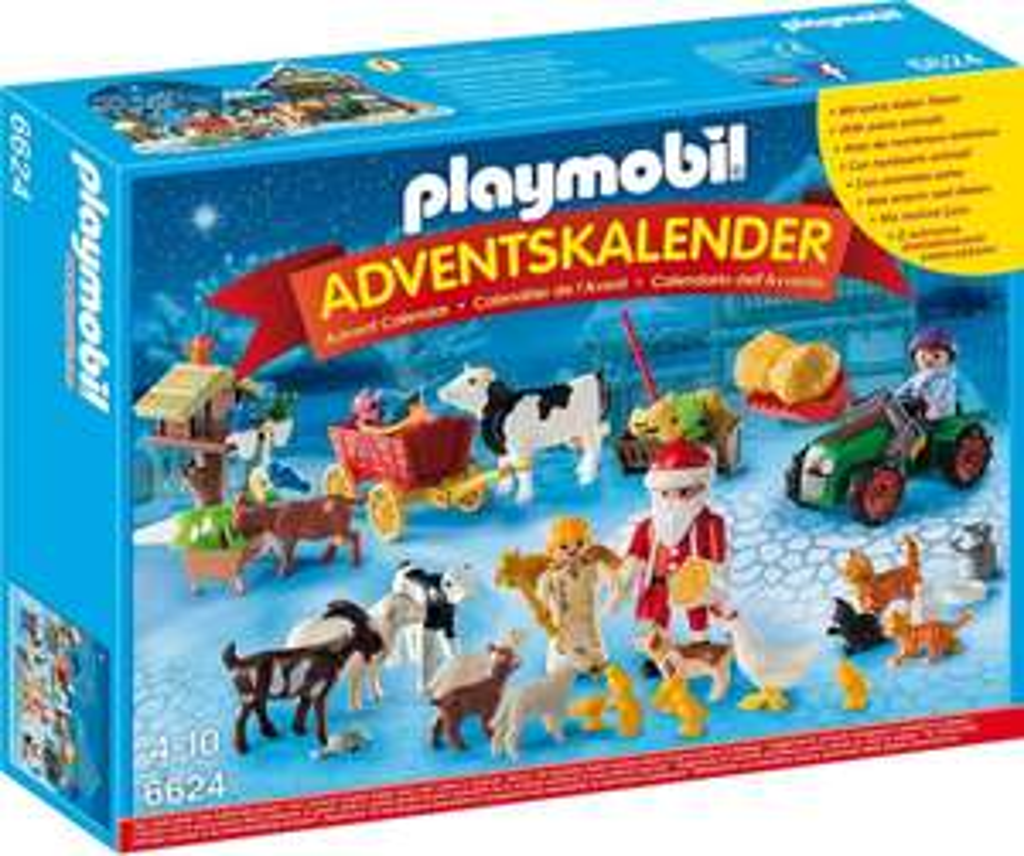 [Thomas Philipps] Playmobil Adventskalender 6624 bis 14.10. für nur 9,98€