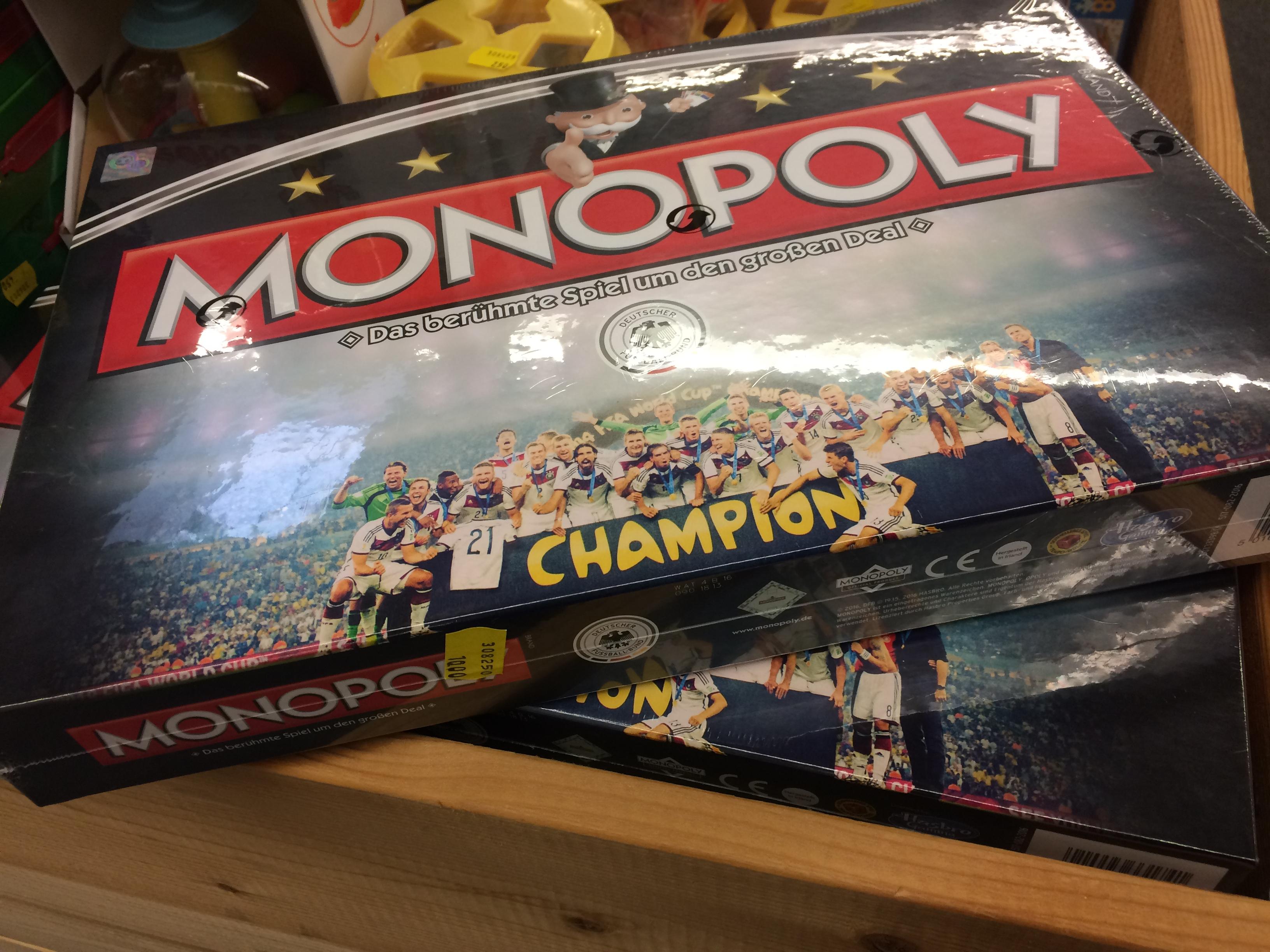 [Tedox Münster] Monopoly Champion für 10€