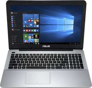 ASUS F555BA-DM077T Notebook 15,6 Zoll Full HD A9-9410 16GB 1TB HDD Win 10 für 354€ [Comtech]