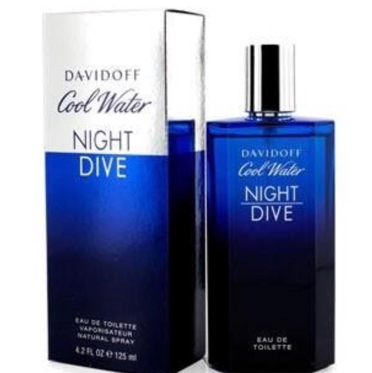 DAVIDOFF Cool Water Night Dive EDT Vapo 125 ml (Amazon Prime)