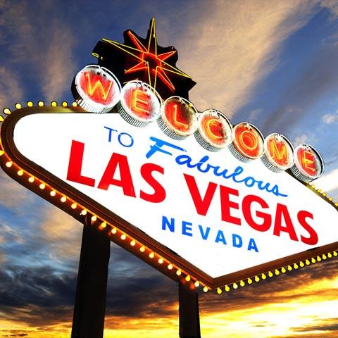 Flüge: USA [Dezember - März] - Hin- und Rückflug von Berlin nach Las Vegas ab nur 287€