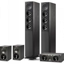 Jamo S608 HCS 3 - 5.0 Lautsprechersystem - 609€
