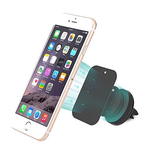 [Amazon-Prime] Magnet Handyhalterung Auto Handyhalter Universal KFZ Halter 360 Grad 4,79 €