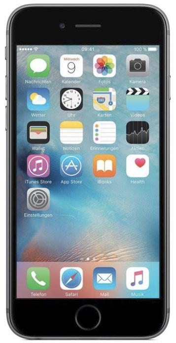 [mobilcom-debitel Sonntagskracher] iPhone 6s 32GB (spacegrau) ab 439€