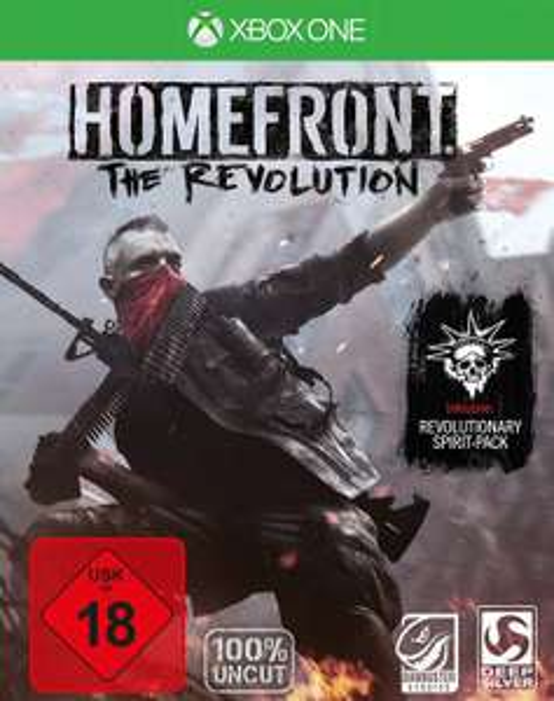 Homefront The Revolution für 8,98 ink. Versand