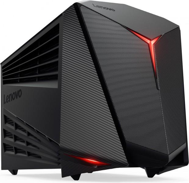 Lenovo IdeaCentre Y710 Cube-15ISH (i5-6400, 8GB RAM, 1TB HDD, AMD RX 480 mit 8GB, WLAN ac + Gb LAN, 450W, Win 10) für 644€ [Comtech]