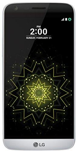 LG G5 SIM-Free entsperrt aber T-Mobile Gebrandet - Silber