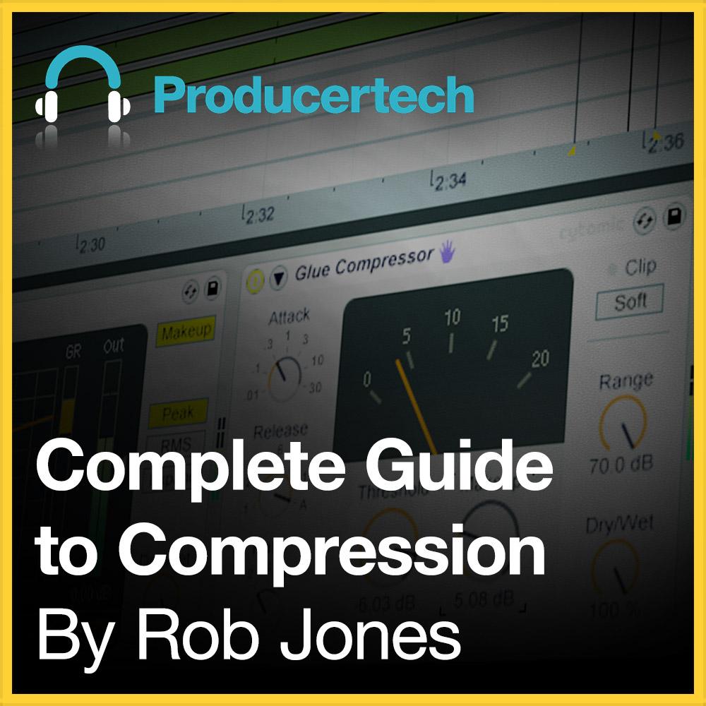 Producertech - Complete Guide to Compression - Videokurs (engl.) kostenlos bis 09.10.