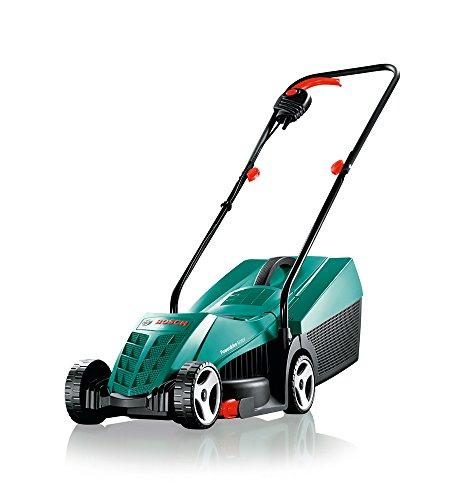 Amazon - Bosch Rasenmäher ARM 32 Grasfangkorb 31 l, Schnittbreite 32 cm, Schnitthöhe 20-60 mm (1200 Watt) für 63,49€ inkl. Versand - Idealo: 79,35€ (Ersparnis: 15,86€) + 3J Garantie