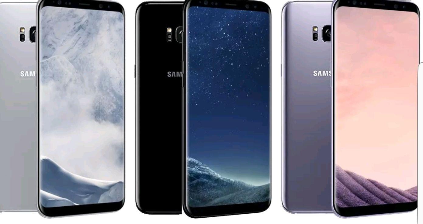 "Samsung Galaxy S8+ ""wie neu/neuwertig/Retoure"""