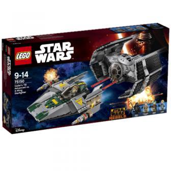 Verschiedene Lego Sets zu Bestpreisen z. B. 75150 Star Wars - Vader's TIE Advanced vs. A-Wing Starfighter für 49,99€ [schuettewelt.de]