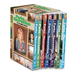 [Amazon.com] Parks and Recreation: Complete Series DVD-Box [US-Import ohne dt. Ton; Region 1]