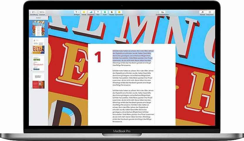 """[Otto.de] Apple MacBook Pro 13"""", 2,30 GHz, Core i5, 128 GB für unter 1220 € frei Haus"""