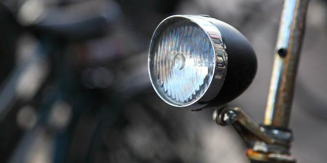 Heute in München kostenloser Fahrrad Beleuchtungs-Check vom adfc