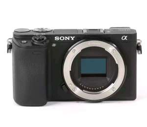 Sony Alpha 6300 Body only DSLM Kamera für 689€