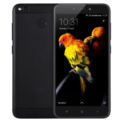 (Gearbest): Xiaomi Redmi 4x, 3GB RAM, 32GB ROM, schwarz, Global ROM