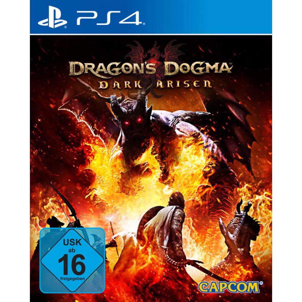Dragon's Dogma: Dark Arisen (PS4 / XBO) für 19,99€ [Müller]