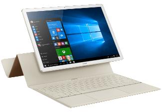 Huawei MateBook Detachable (12'' QHD IPS Touch, m5-6Y57, 8GB RAM, 256GB SSD, inkl. bel. Tastaturdock, Win 10 Pro) für 599€ - 70€ Cashback = 529€ inkl. Versand nach DE [Mediamarkt.at]