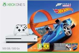 Microsoft Xbox One S 500 GB Forza Horizon 3 Bundle [eBay WOW]