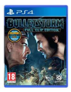 Bulletstorm: Full Clip Edition (PS4) für 16,63€ (Game UK)
