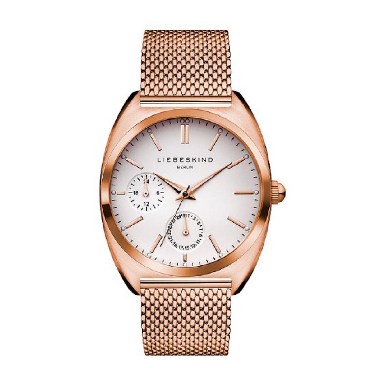 20 % Rabatt auf ausgewählte Uhren der Marken Liebeskind, GANT, Nixon und Police!