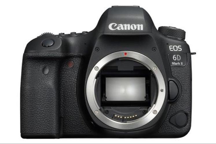 [Foto Köster] Canon EOS 6D Mark II (Body)