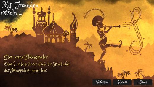Riddle Kingdom - Märchenrätselbuch kostenlos statt 1,09€ [iOS]