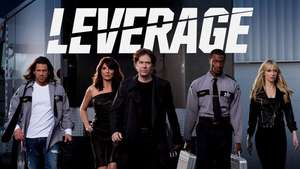 Leverage - Staffel 2 (HD) zum KAUF [Amazon Video]