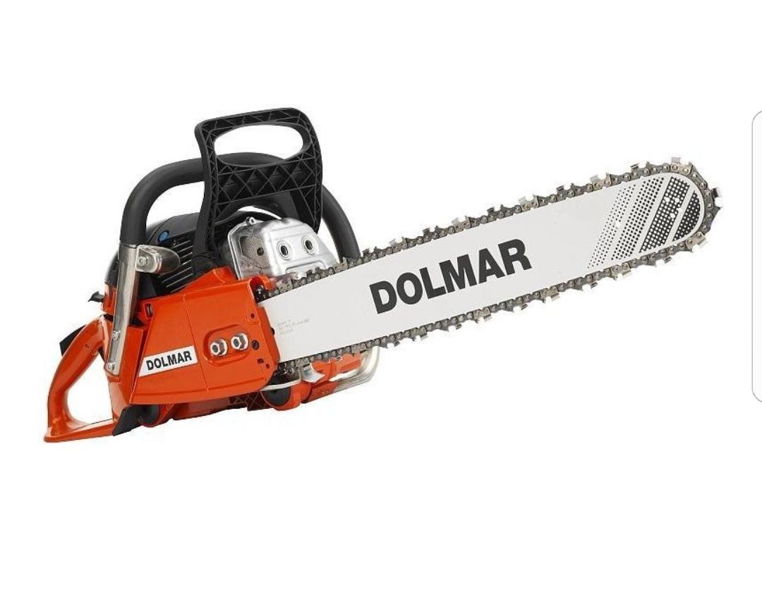 Dolmar PS-7910-50B Benzin-Kettensäge [Bestpreis]