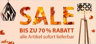 [Lampenwelt] bis zu 70% Sale + 12% Cashback bei Shoop + diverse Gutscheine ab Mindestbestellwert
