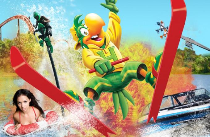 Holiday Park Tageskarte mit 50% Rabatt, für 15,50 € (Kinder ab 1m und Erwachsene) [aktueller Bestpreis]