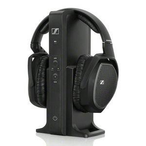 Sennheiser RS 175 Digitaler Funkkopfhörer - Mehrfachübertragung, 100m Reichweite [Amazon.fr]