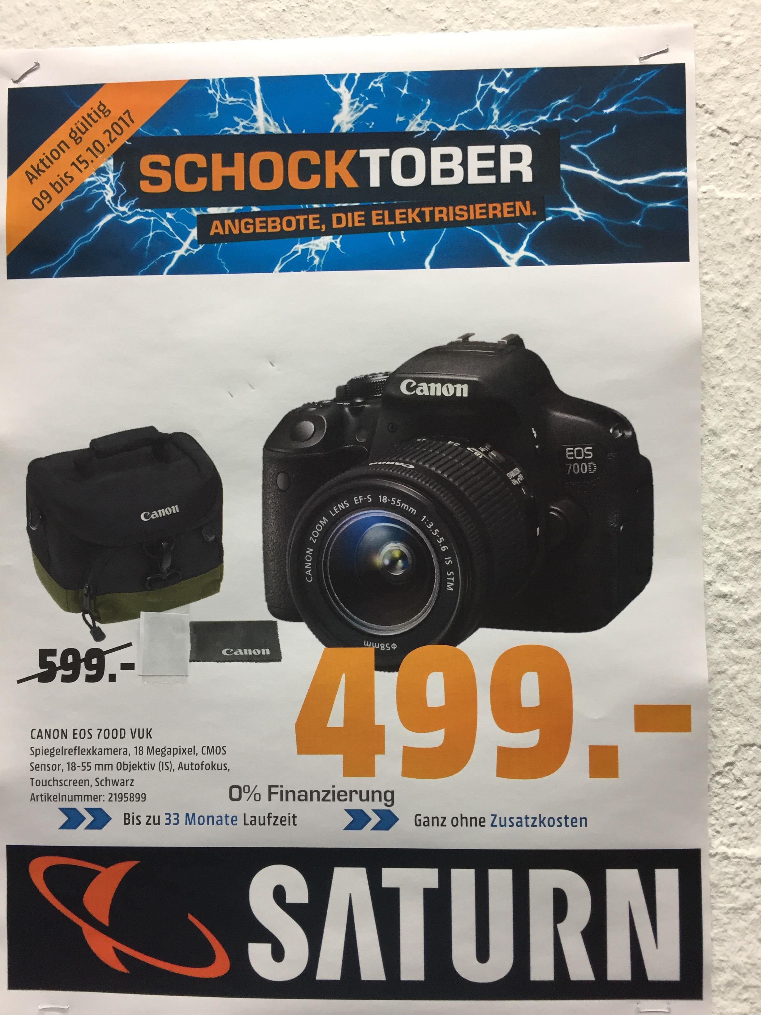 Canon EOS 700 D VUK