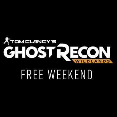 Tom Clancy's Ghost Recon: Wildlands kostenlos spielbar vom 12. - 15. Oktober [Xbox] [PS4] [PC]