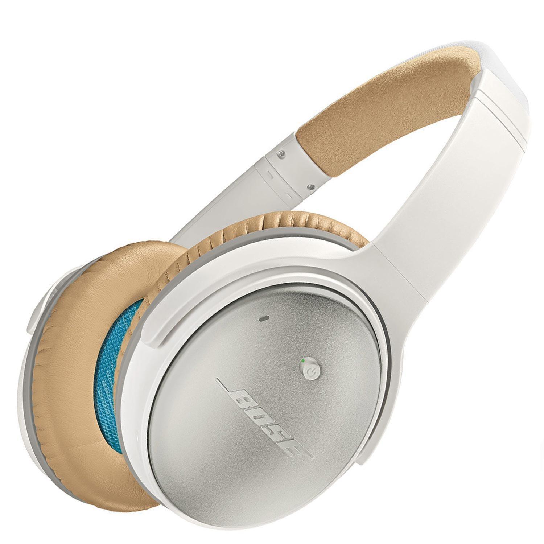 Bose QuietComfort 25 Acoustic Noise Cancelling Kopfhörer  Weiß