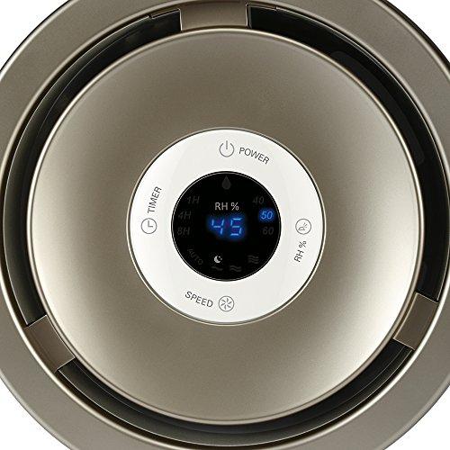Philips HU4803/01 Luftbefeuchter mit NanoCloud-Technologie, automatische Regelung der Luftfeuchtigkeit uvm.