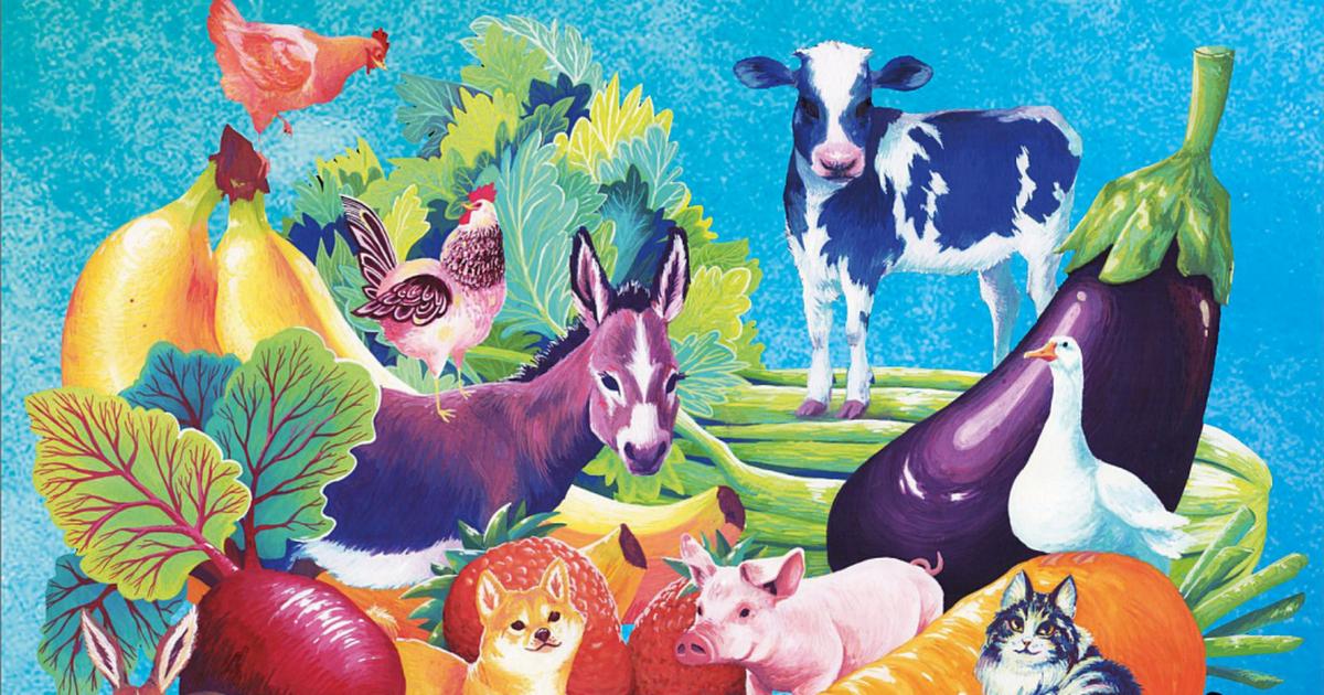 Vegane Gereimtheiten - kostenloses eBook - Vegan