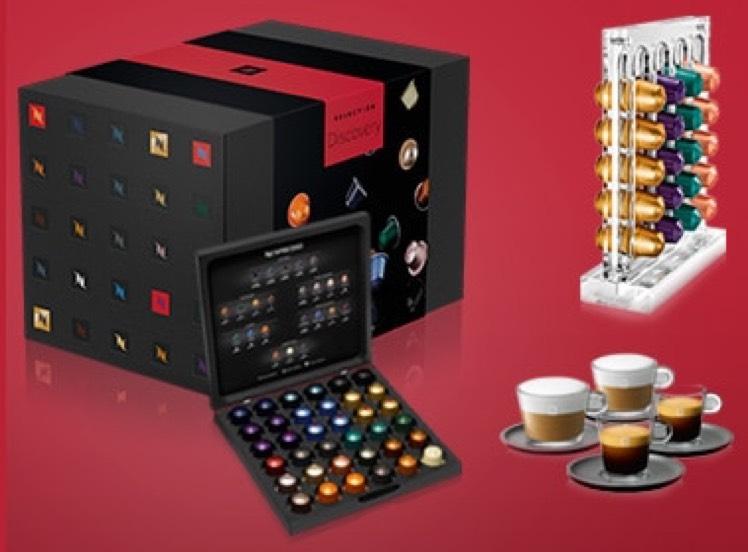 60€ Kaffeeguthaben für Nespresso Liebhaber